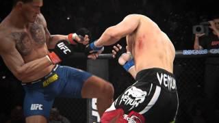 UFC Gameplay Series [PEGI 16] - Bruce Lee Reveal