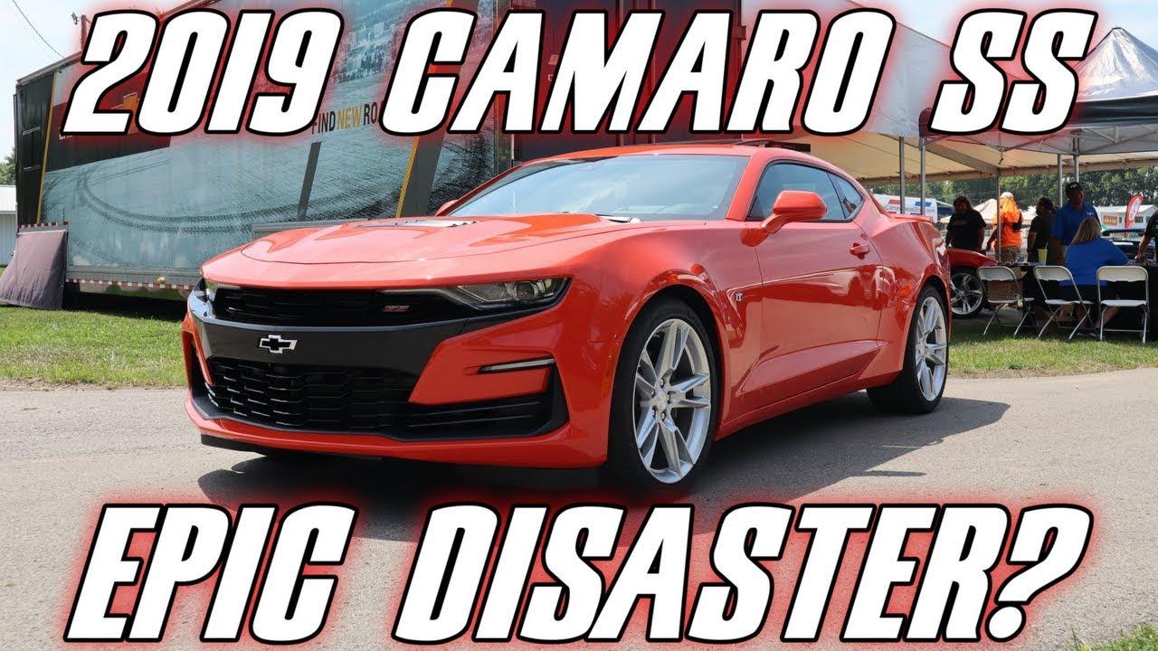 2019 CAMARO SS walkround (UGLY AS SIN...) - YouTube