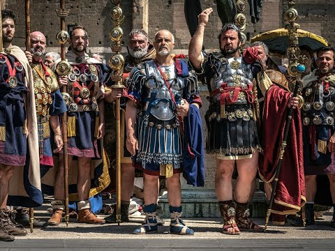IL NATALE DI ROMA 2019 - teaser [DOMUS CAESARIS HS]