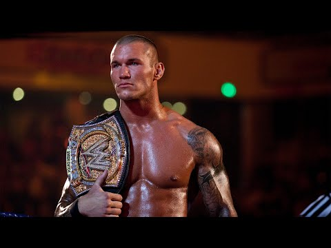 Randy Orton Destroys Legends: WWE Playlist