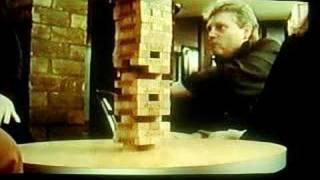 Jenga at Durham Scrabble Tourney 2003 part 1 of 3
