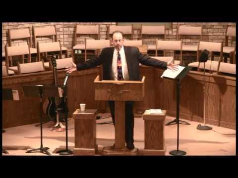 First Baptist Church - Alexandria - Pastor Michael Deutsch. The SUPER BOWL! February 14, 2016