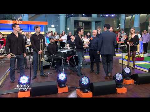 Jimmy Somerville - Smalltown Boy & Some Wonder (ZDF-Morgenmagazin - ZDF HD 2015 mar19)