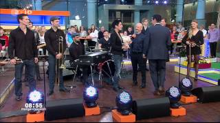 Jimmy Somerville - Smalltown Boy & Some Wonder (ZDF-Morgenmagazin - ZDF HD 2015 mar19)