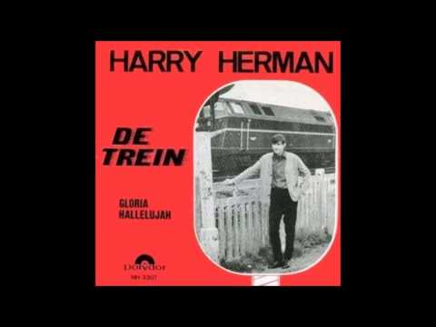 1968 HARRY HERMAN de trein