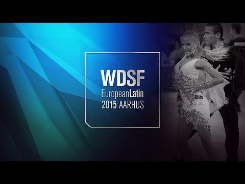 Marcos Borjas - Nowakdance, SPA | 2015 European LAT R1 PD | DanceSport Total