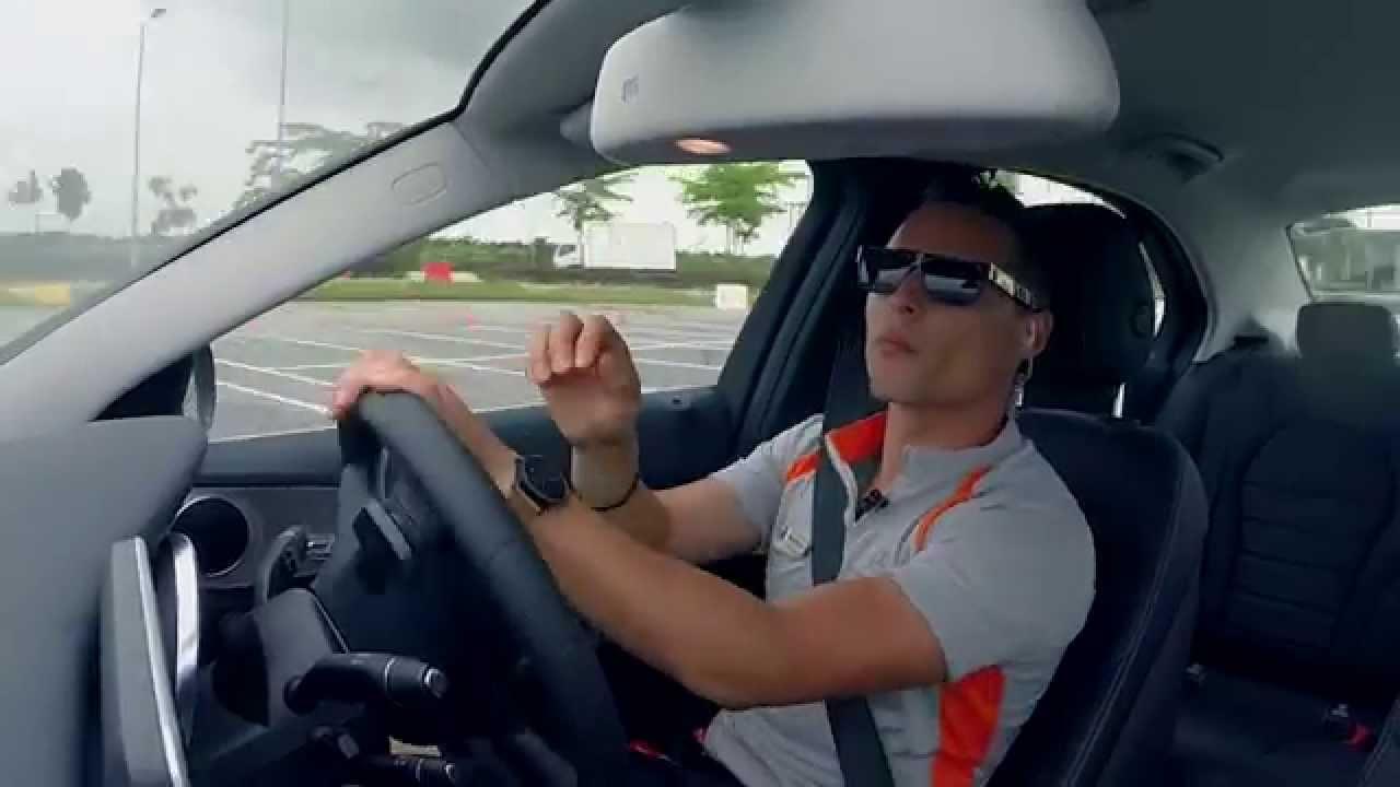 Mercedes benz c class driving experience 2015 youtube for Mercedes benz driving experience