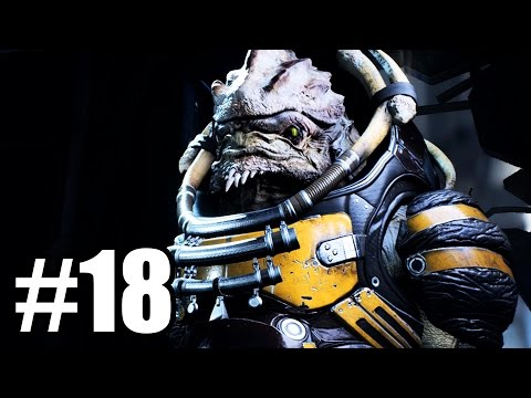 DRACK'S LOYALTY | ME:Andromeda Let's Play - Part 18