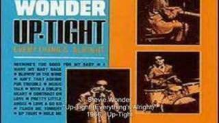 Watch Stevie Wonder Uptight Everythings Alright video