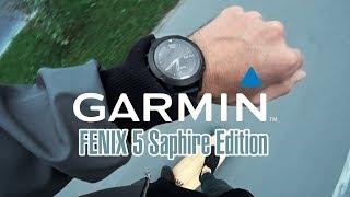 Garmin fenix 5. Краткий обзор