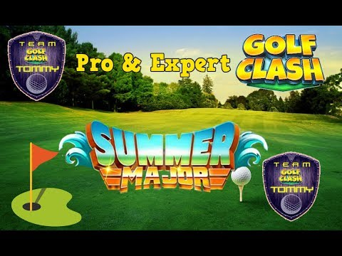 Golf Clash, Hole 1 - Par 4, Summer Major Tournament - Porthello Cove! Pro & Expert - GUIDE/TUTORIAL