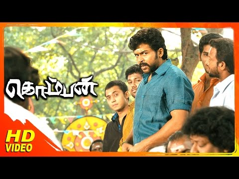 Komban Tamil Movie | Kambikara Vetti Song | GV PrakshKumar