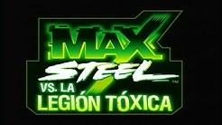Max Steel vs La Legión Tóxica HD
