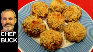 Best Stuffed Mushrooms Recipe