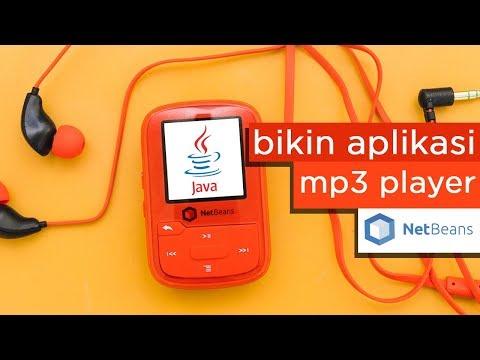 [Netbeans Tutorial] Membuat MP3 Player berbasis Java
