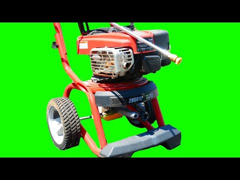 My Troy Bilt pressure washer will not start - How to clean Briggs and Stratton carburetor main jet