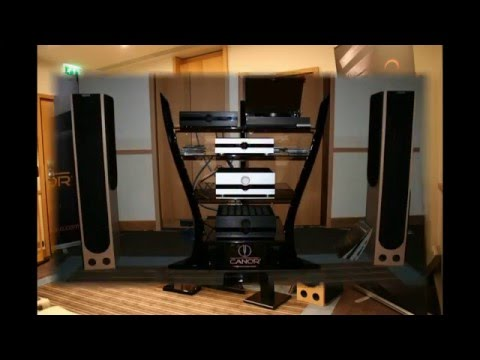 Canor Audio Showroom: High-End days Paris France 2011