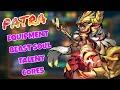 Magic Rush : Patra | 🔥Beast Soul, Talent, Basic Equipment, Ruin Core🔥 |