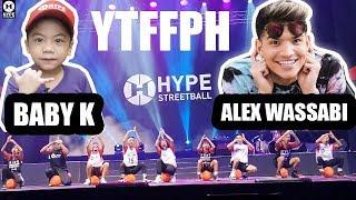 Hype Streetball & Alex Wassabi - Youtube Fanfest 2019