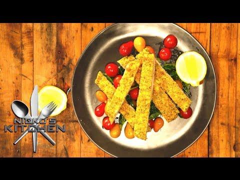 Chicken Schnitzel - Video Recipe