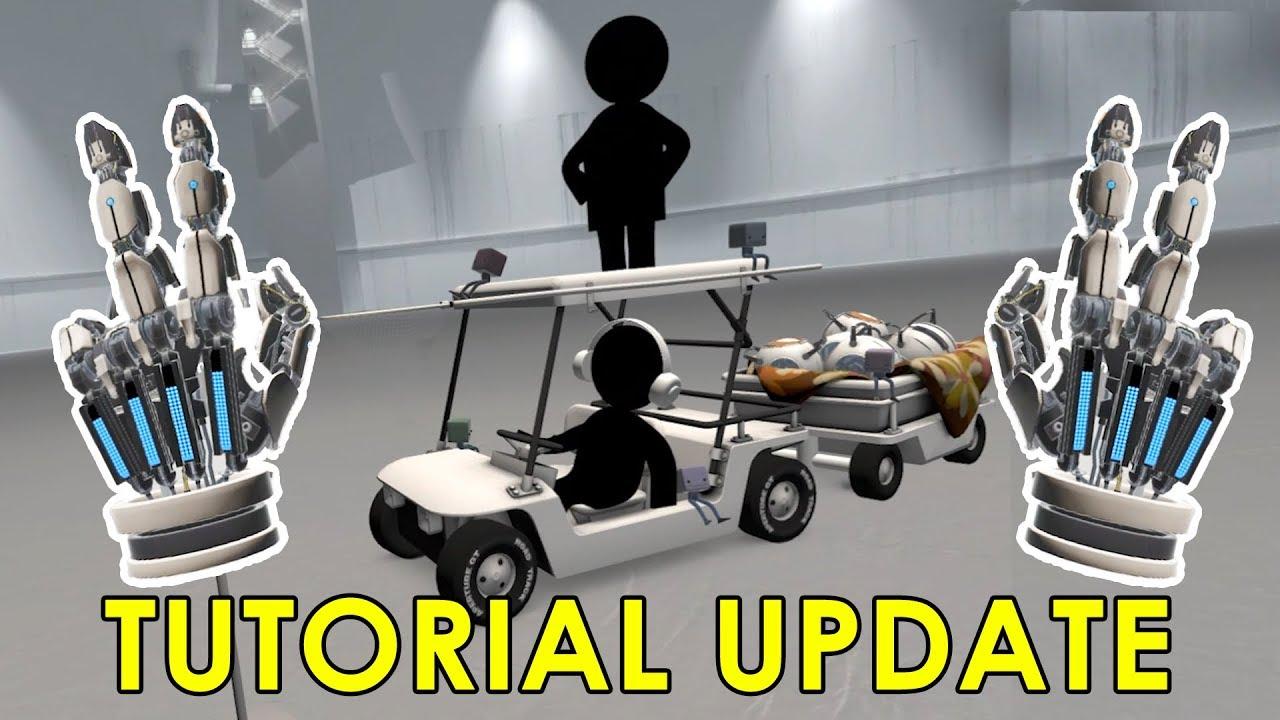 Steam VR Tutorial - The Valve Index UPDATE