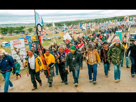 Army Blocks Dakota Access Pipeline Construction After Protests