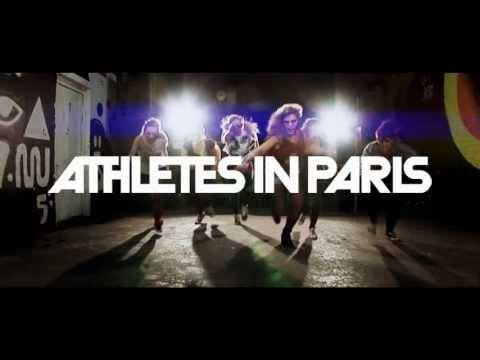 Athletes In Paris - S U Z I E