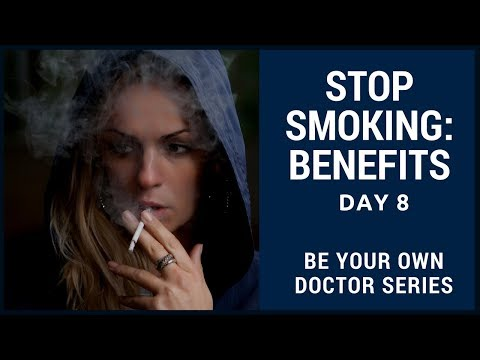 STOP SMOKING! Health Effects of Cigarette Smoking: Be Your Own Doctor Series: Day 8