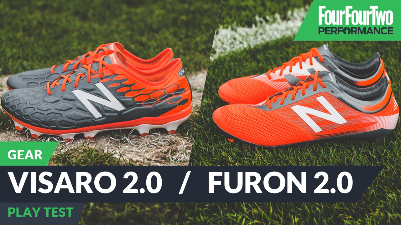 b11d3c05e New Balance Visaro 2.0 and Furon 2.0 review | Play test - YouTube