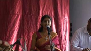 Sthuthi Bhat M.S- Sediyapu Krishna Bhat Kavya Gaayana