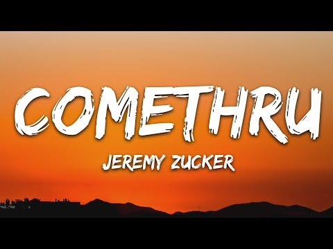 Jeremy Zucker - Comethru (Lyrics) Feat. Bea Miller