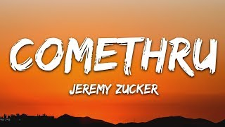 Gambar cover Jeremy Zucker - Comethru (Lyrics) feat. Bea Miller