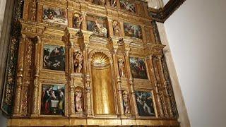 Nueva iluminación ornamental de la capilla del Colegio Fonseca de Salamanca