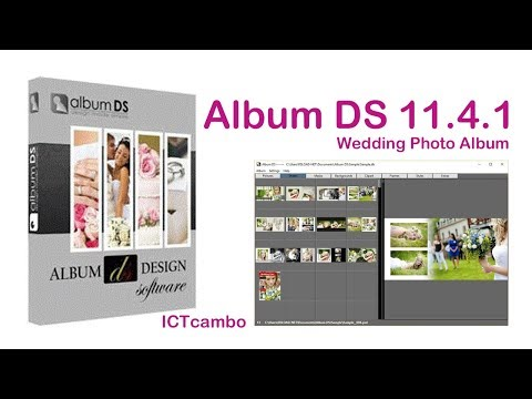 Album Ds 11 4 1 Wedding Photo Album Free Download Youtube