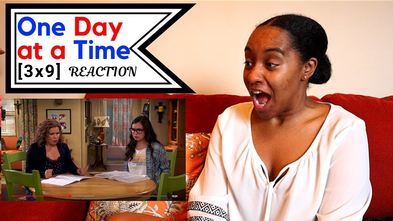 """Download One Day at a Time Season 3 Episode 9 """"Anxiety"""" [Reaction]"""