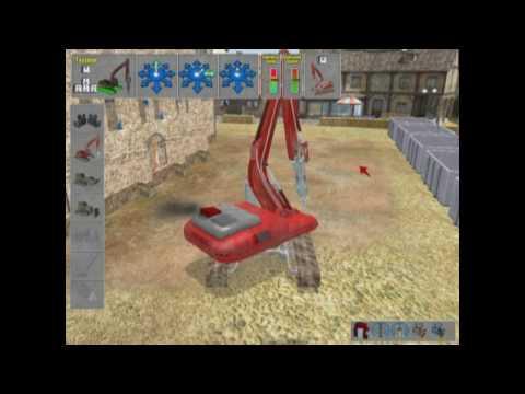 Spreng- Und Abriss-Simulator Gameplay