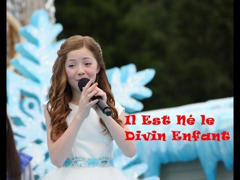 Il Est Né le Divin Enfant lyrics- Lexi Walker