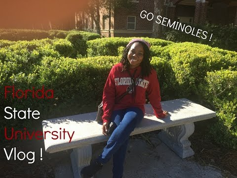 Vlog #2 | Florida State University Tour ! | JORDANNA NICHOLE