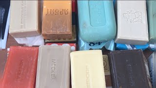 """ASMR SOAP # 13 /Обзор на мыло от фабрики """"СВОБОДА"""""""