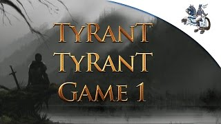 WiC Final- TyRanT Legends vs TyRanT Warlords [Game 1]