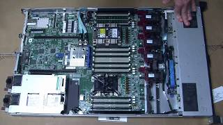 ProLiant Gen10: Unboxing van een DL360 Gen10-Server