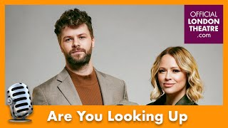 Kimberley Walsh and Jay McGuiness perform Are You Looking Up from new musical Sleepless