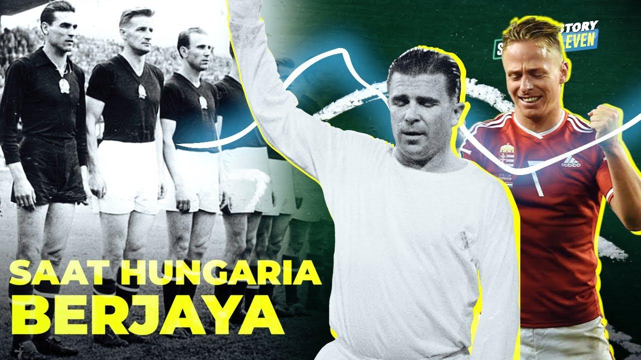 Era Keemasan Ketika Hungaria Mengajarkan Sepakbola Pada Dunia