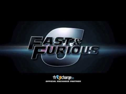 Fast and Furious 6 [Trailer] FreeCharge - official recharge partner