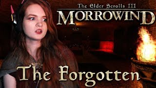THIS IS DISGUSTING! | The Forgotten | TES III: Morrowind Horror Quest Mod!