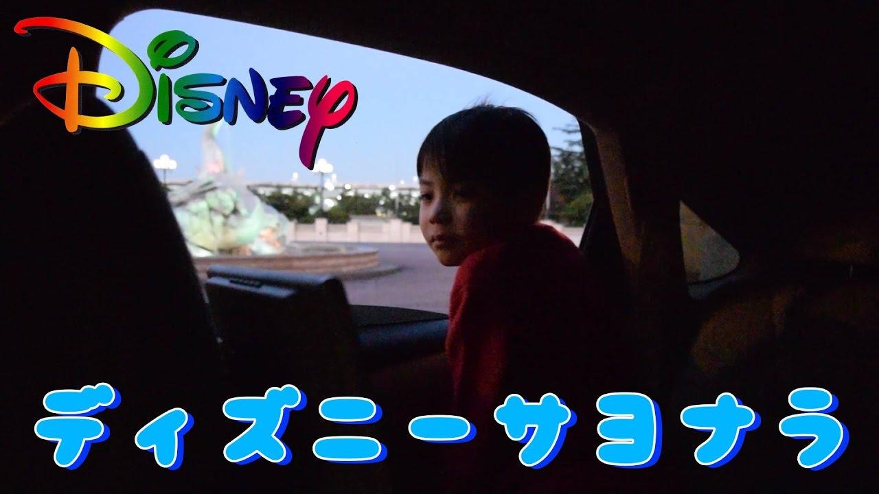 ディズニー サヨナラ…ありがとう!お泊まりディズニー3泊4日 視聴者様
