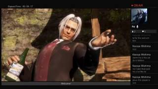 Dead Or Alive 6 - PS4 Pro - Welcome back -!