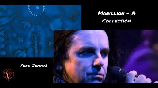 dodgyCam Reacts - Marillion - A Collection (Feat: Jemma)