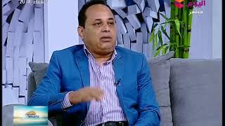 الناقد الرياضي عبد الشافي صادق يكشف