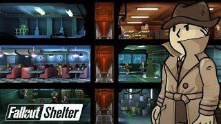 "Развитие убежища 77. [+ СОВЕТЫ] #2 Fallout Shelter ""77"""